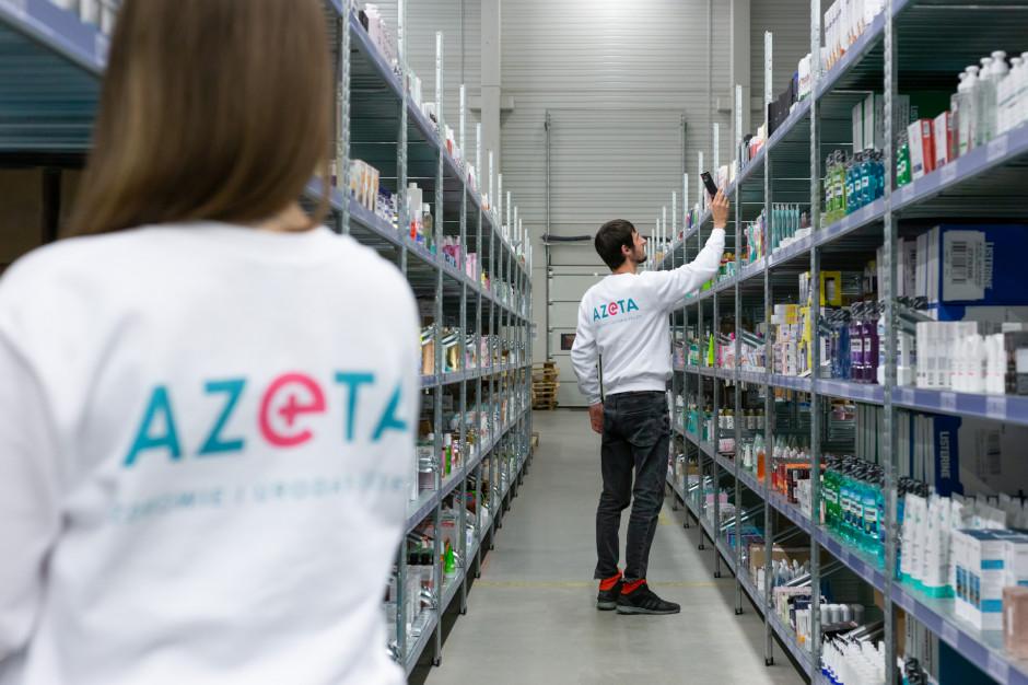 E-sklep Azeta dostarcza kosmetyki tego samego dnia