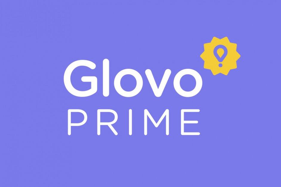 """Glovo Prime z akcją """"Pierwszy miesiąc za darmo"""", później 15,99 zł"""