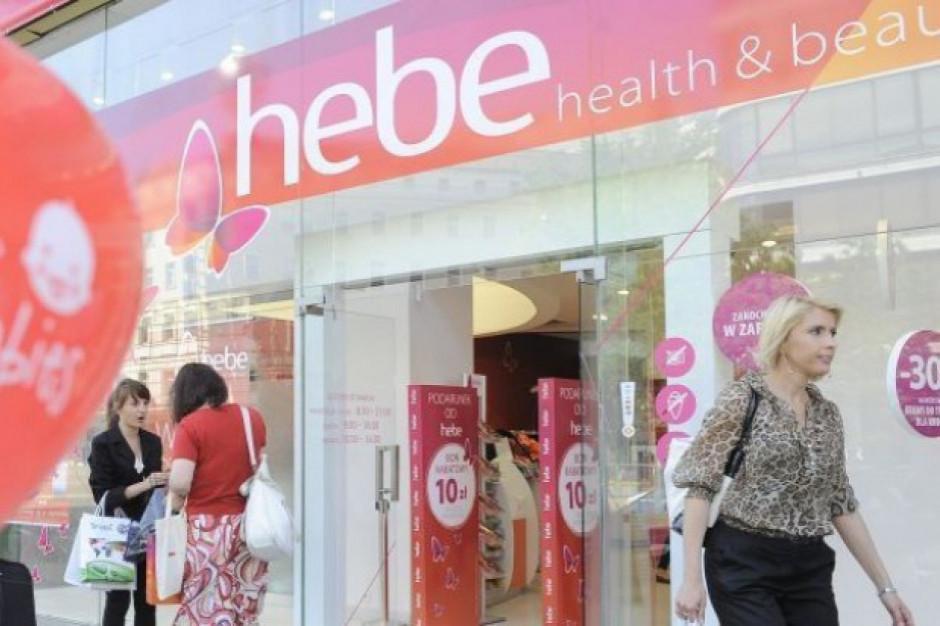 Piąty sklep Hebe w Rzeszowie