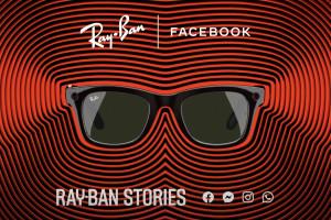 Facebook wraz z firmą Ray-Ban zaprezentował niezwykłe okulary