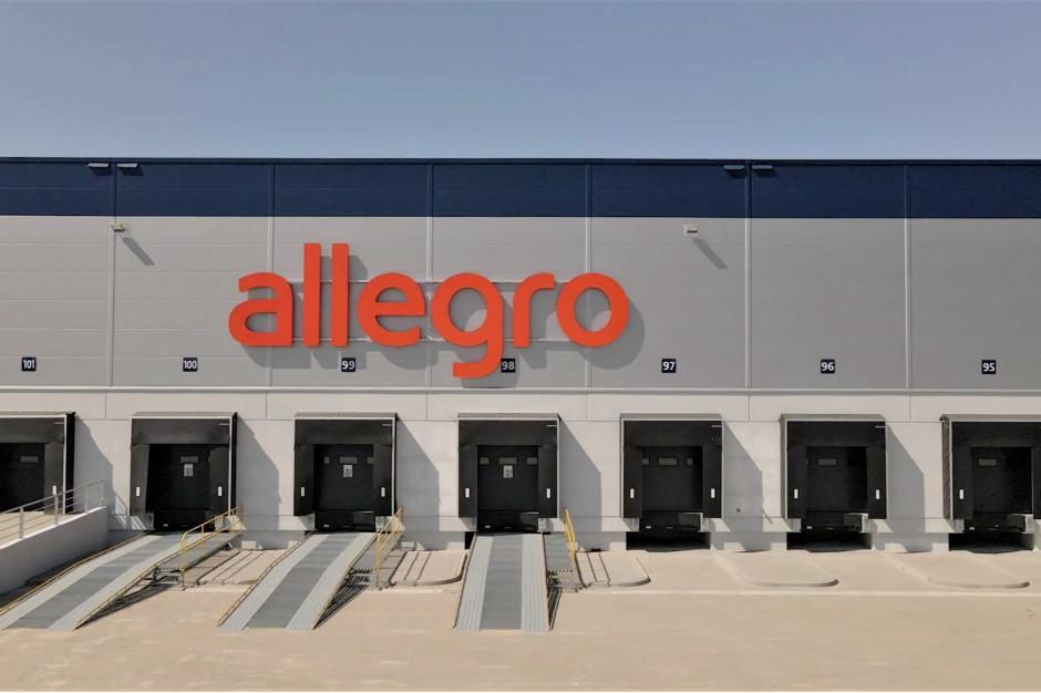 Allegro z nową usługą logistyczną dla sprzedawców