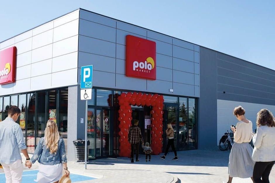 Polomarket ze sklepem w Ostrowie Wlkp. i modernizacją w Gliwicach