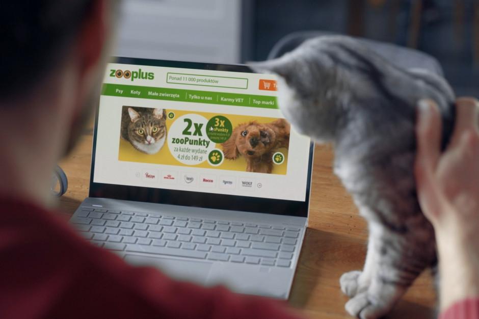 E-sklep zooplus w swojej kampanii pokazuje świat oczami zwierząt