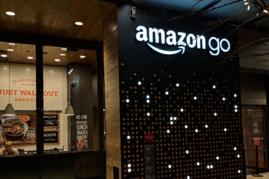 Amazon testuje nowe pomysły na zakupy bez kas