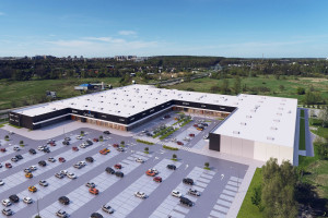 Tesco w Częstochowie stanie się parkiem handlowym