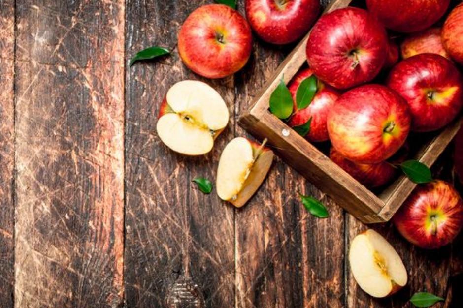 Protest sadowników ws. wymuszania niskich cen jabłek przez sieci handlowe