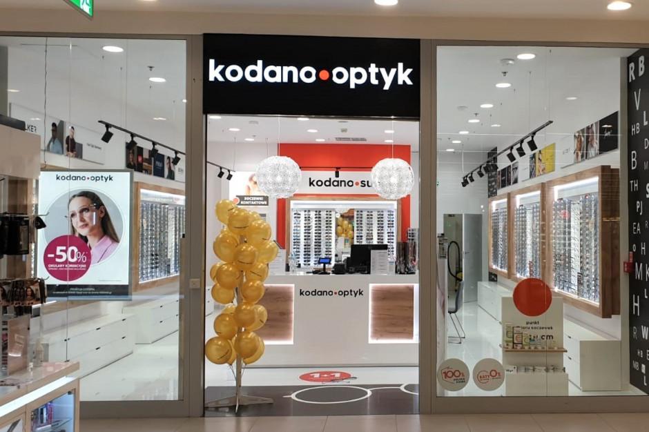 Kodano Optyk w Galerii Bemowo