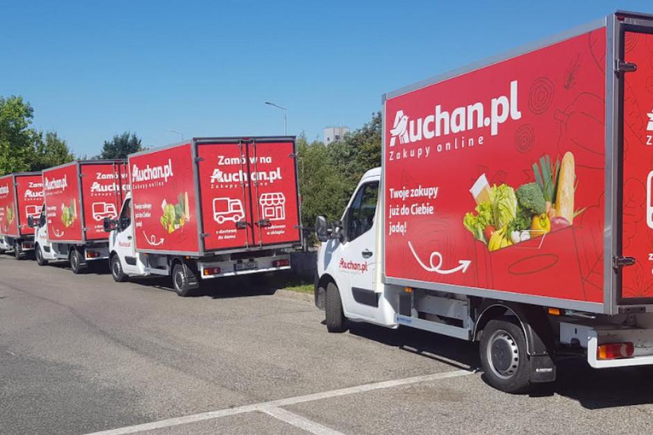 Auchan rusza z e-sprzedażą na Górnym Śląsku