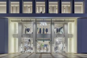 Inditex zmniejszył liczbę sklepów i zwiększył przychody o 50 proc.