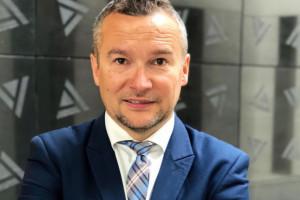 Artur Skiba, prezes agencji Antal. Fot. materiały prasowe