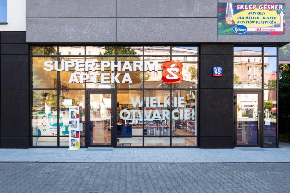 Super-Pharm z 77. drogerią w Polsce