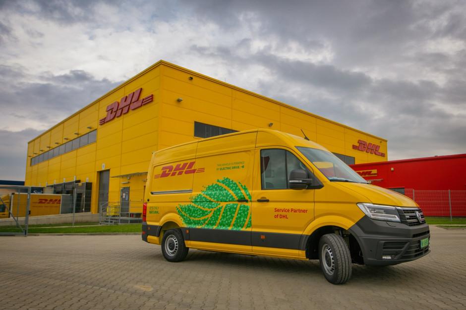 DHL Express dekarbonizuje flotę w Polsce