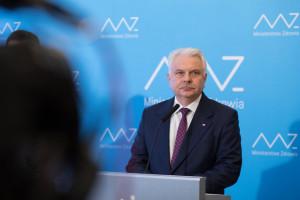 Wiceminister zdrowia: W Polsce czwarta fala już jest