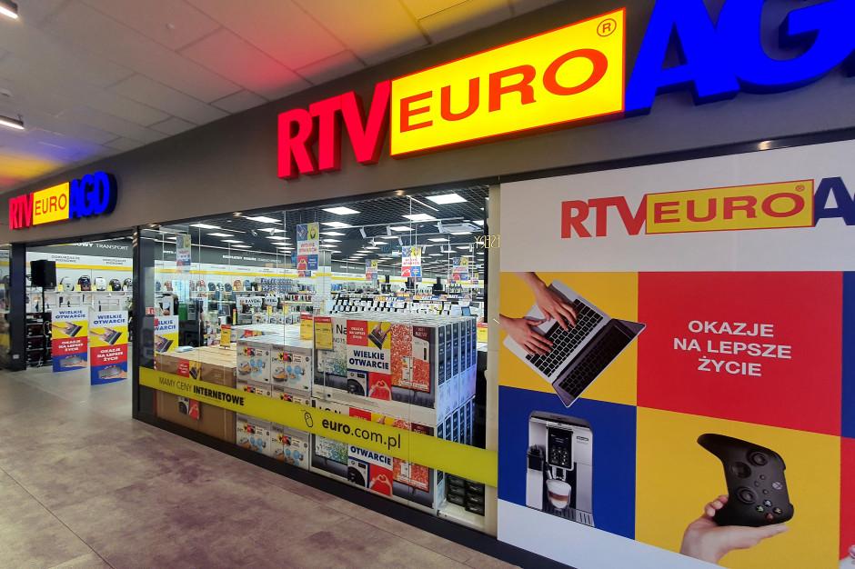 RTV Euro AGD: Mamy ponad 300 sklepów, ale widzimy potencjał na kolejne