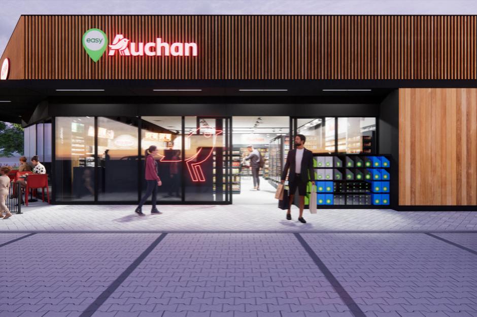 W tym roku sześć nowych sklepów Easy Auchan na stacjach bp