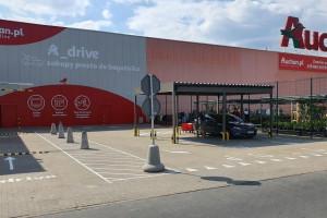 Sklep Auchan Komorniki, fot. materiały prasowe