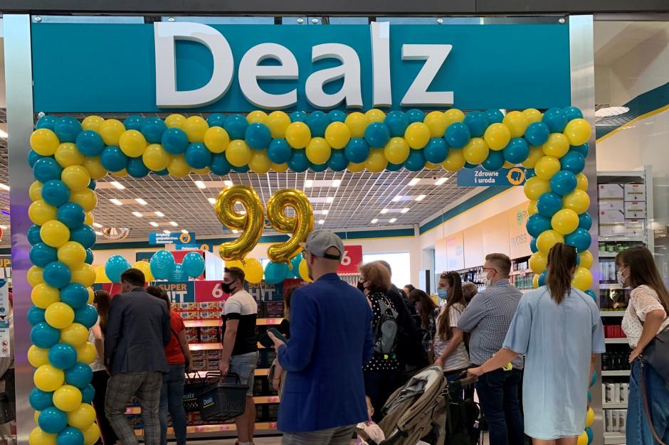 Dealz otwiera 99. sklep w Polsce