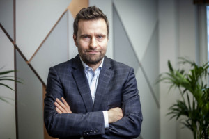 Maciej Herman, dyrektor zarządzający firmy Lotte Wedel. Fot. PTWP