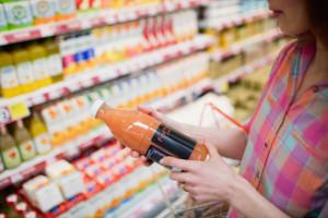 Drożejąca żywność podbija inflację. Fot. Shutterstock