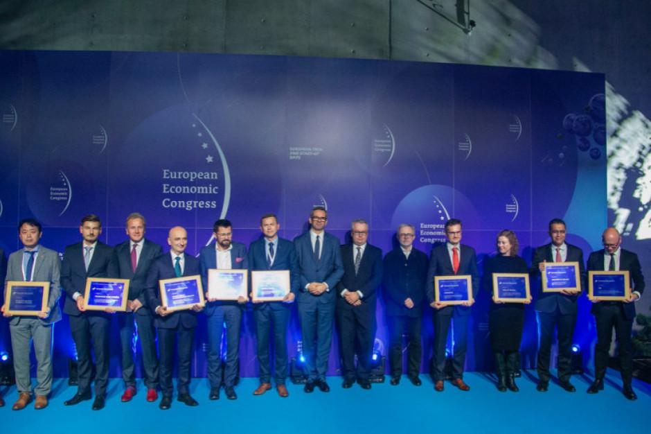 "EEC 2021: Amazon, IKEA, InPost laureatami tytułu ""Inwestor bez granic"""