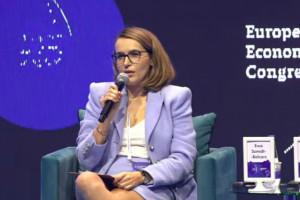 Ewa Szmidt-Belcarz z EEC 2021, fot. PTWP