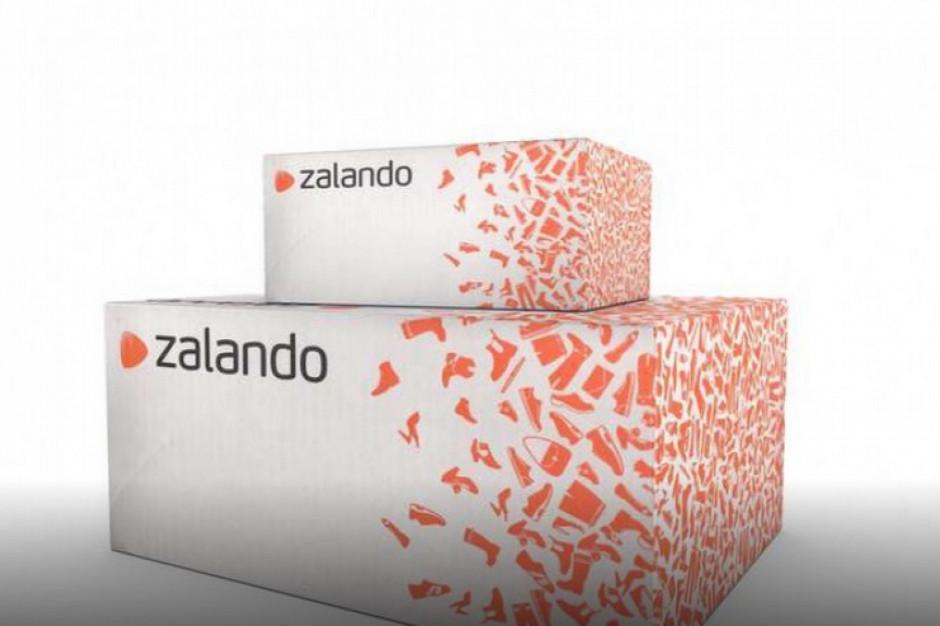 W rok asortyment kategorii Zalando Pre-owned wzrósł dziesięciokrotnie