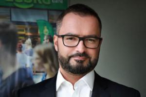 Tomasz Suchański, prezes Żabka Polska. Fot. materiały prasowe