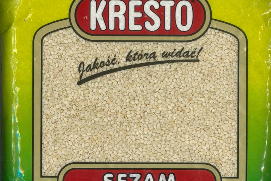 Salmonella w sezamie Kresto
