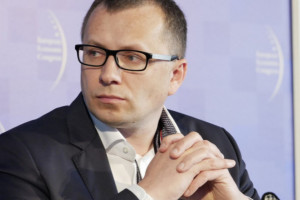 Jacek Kujawa, wiceprezes zarządu LPP S.A., fot. PTWP