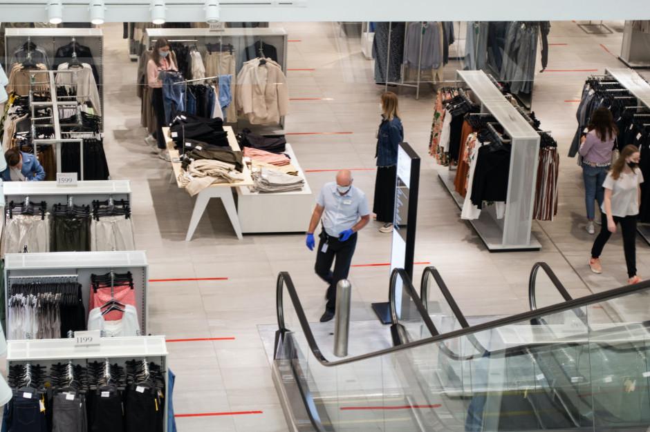 PRCH: Centra handlowe prawie tak pełne jak przed pandemią
