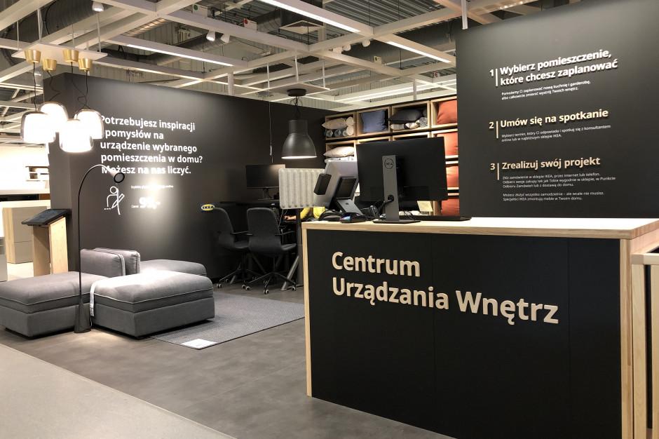 IKEA w Katowicach uruchomiła Centrum Urządzania Wnętrz