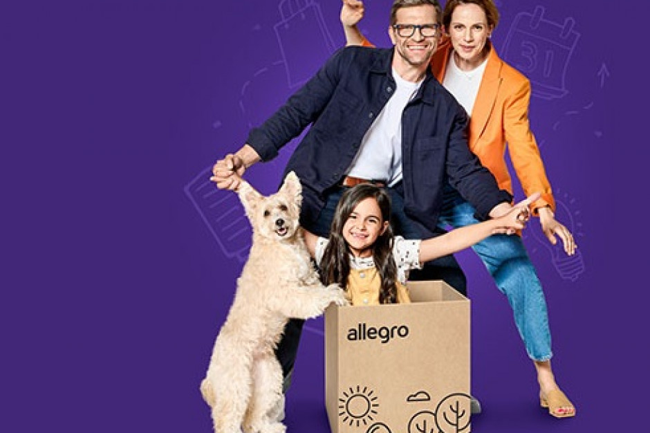 Darmowa dostawa kurierem od 40 zł w ramach Allegro Smart!
