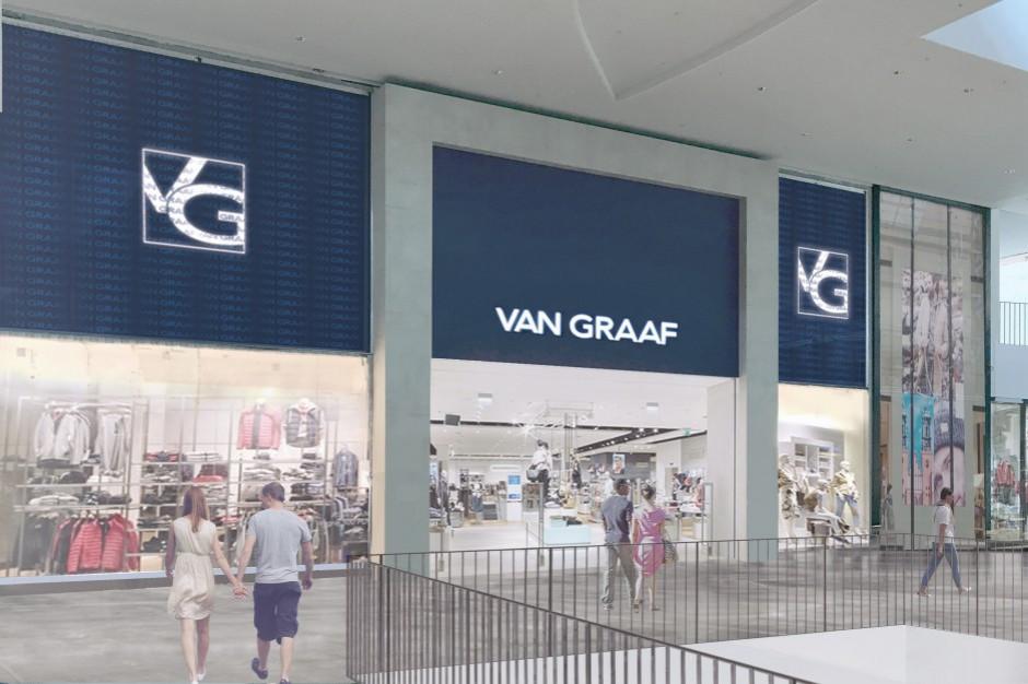 VAN GRAAF z konceptem bieliźnianym w wybranych sklepach