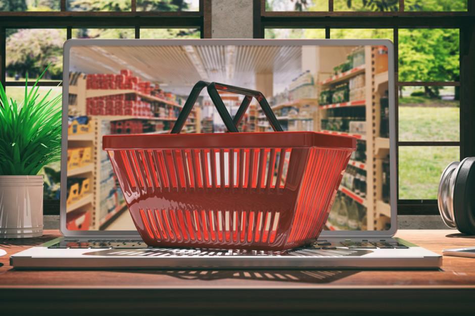 Wśród firm spożywczych widać rezerwę wobec e-commerce