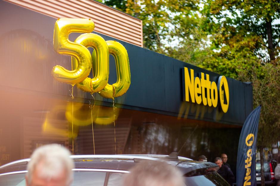 Netto ma 500 sklepów w Polsce