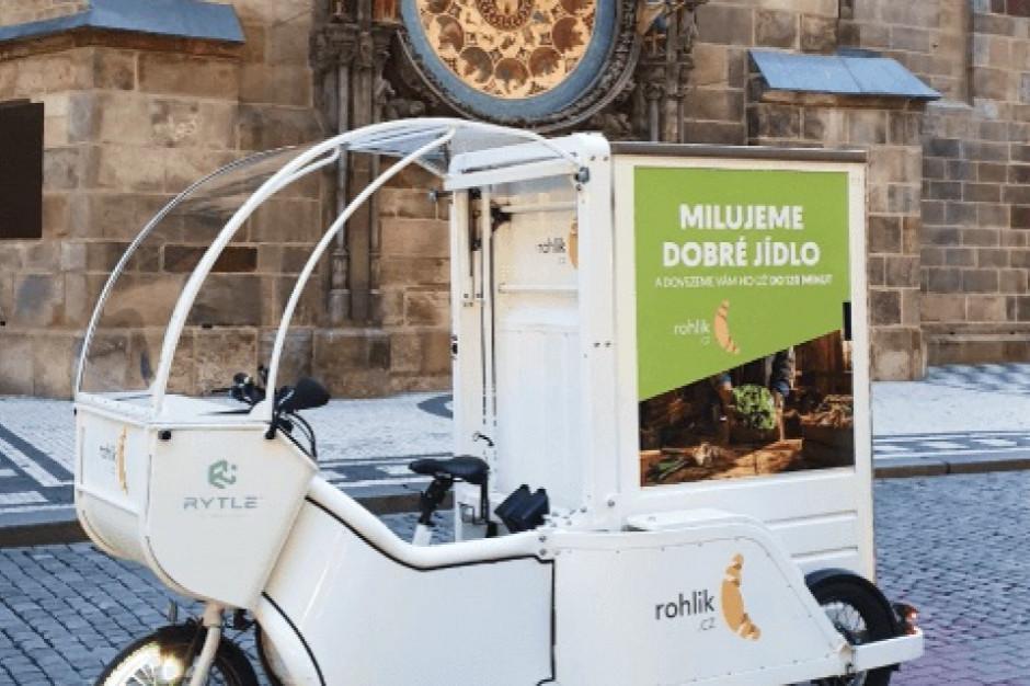 Rohlik Group inwestuje 400 mln euro w automatyzację