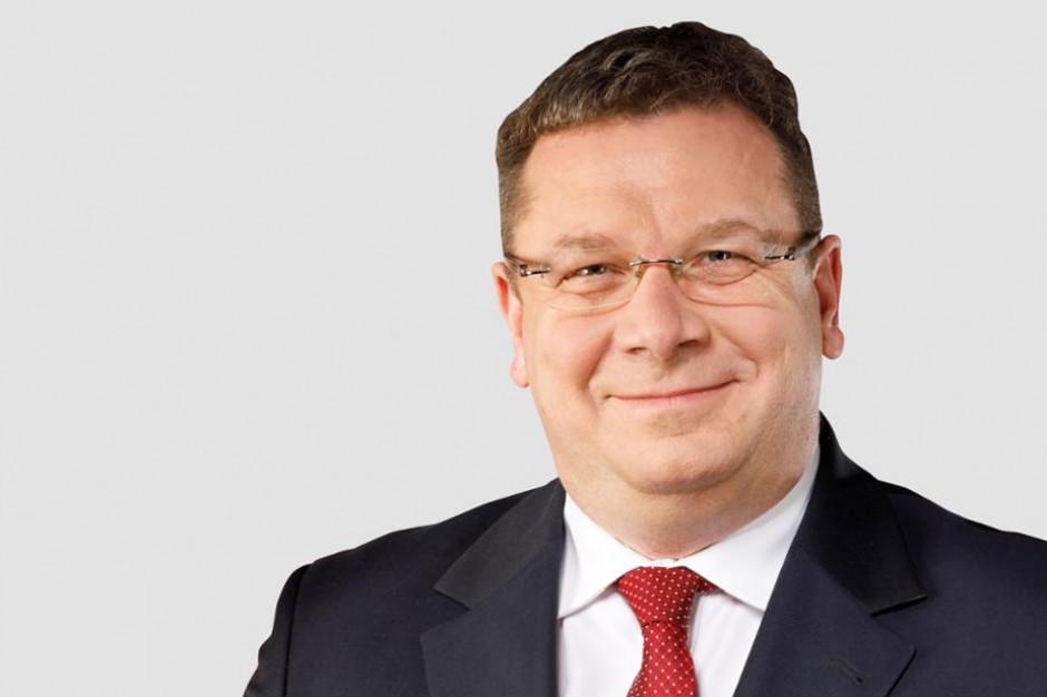 Minister Wójcik zajmie się regulacją franczyzy