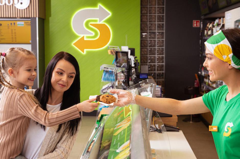 50 restauracja Subway w sieci stacji AMIC Energy