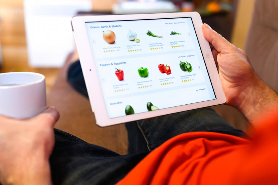 Co piąty Polak przekonał się do zakupów spożywczych przez internet
