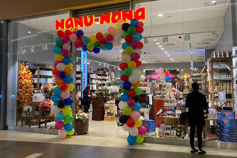 Dekoracyjny koncept Nanu-Nana wchodzi do Poznania