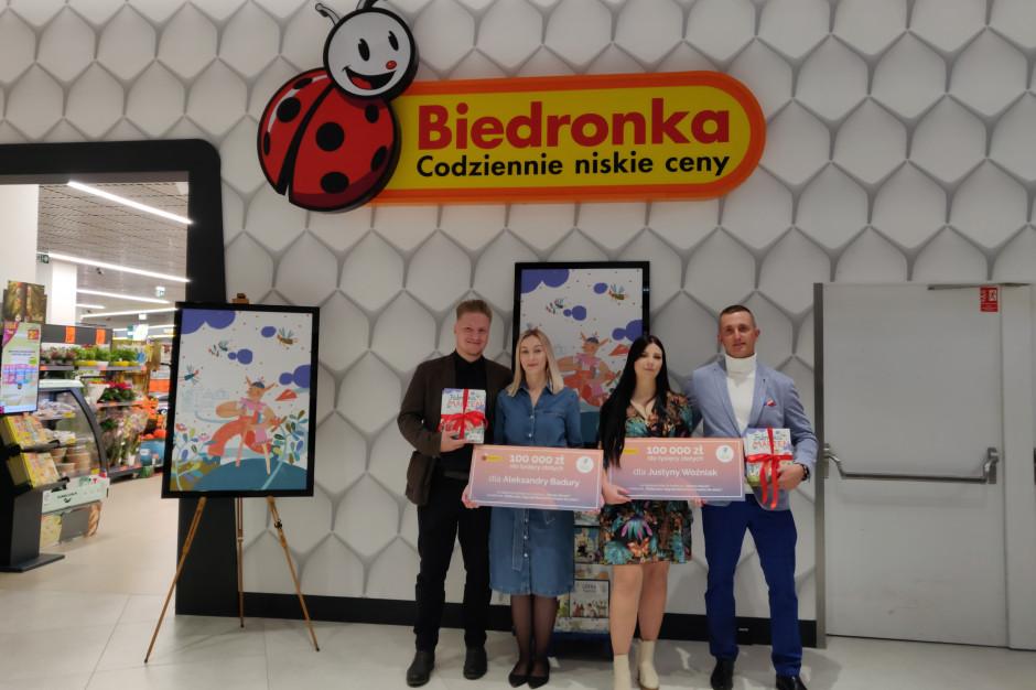 Książka, która wygrała konkurs Piórko w ofercie Biedronki