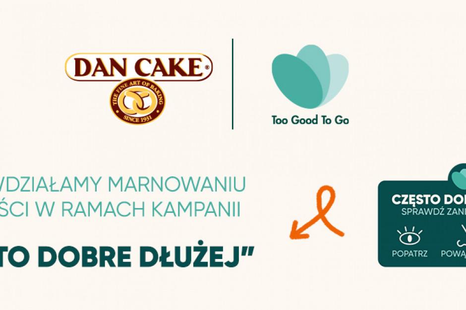 """Dan Cake przeciwdziała marnowaniu żywności w ramach kampanii """"Często Dobre Dłużej"""""""