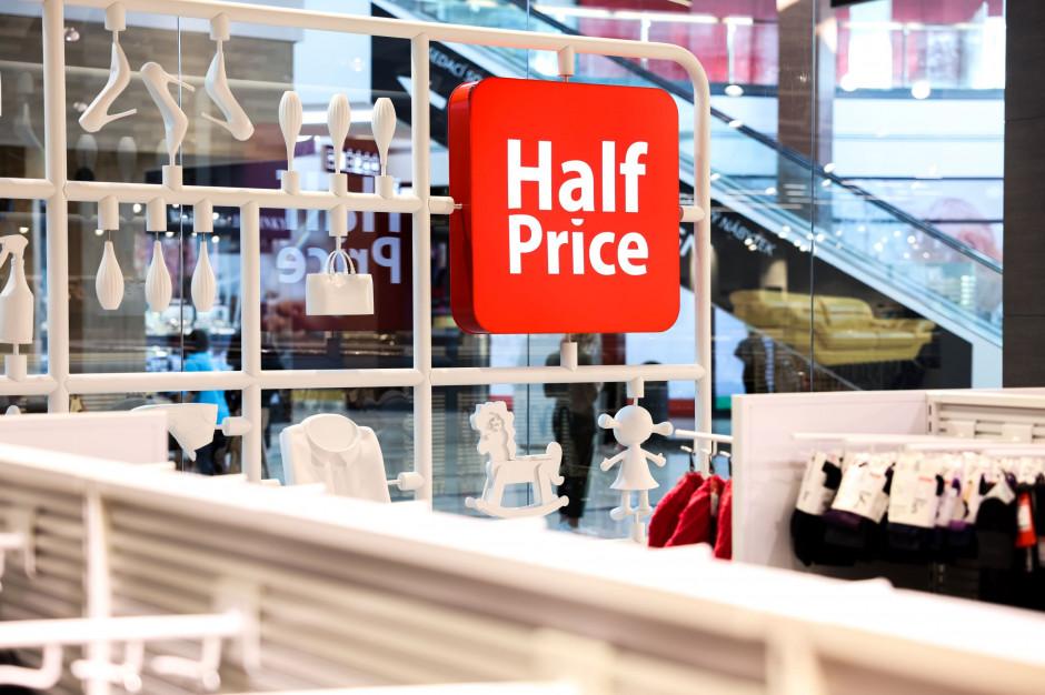 HalfPrice z pierwszym sklepem w Pradze