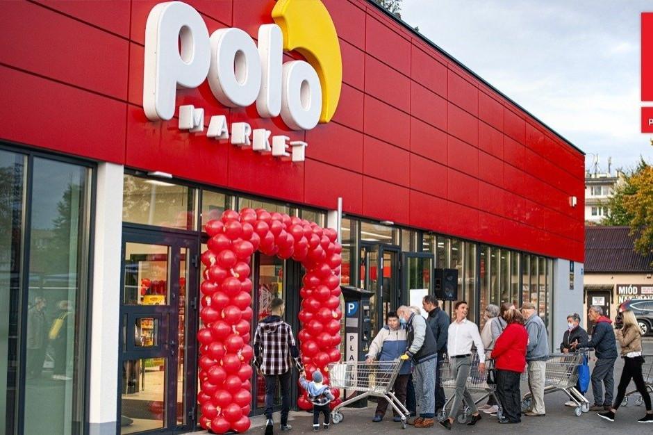 Nowa lada mięsna i stoisko piekarnicze czyli kolejny zmodernizowany Polomarket