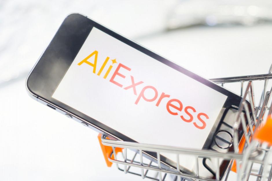 Aliexpress w Polsce z 11 mln użytkowników