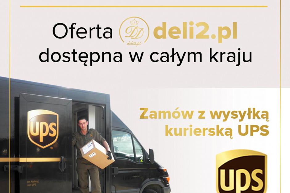 Deli2 uruchamia usługę wysyłkową na terenie całego kraju