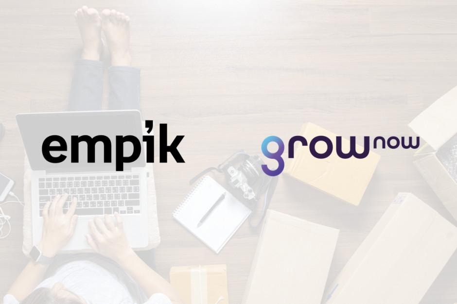 Grow Now nawiązuje współpracę z platformą Empik.com