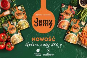 JemyJemy – nowa marka gotowych zup firmy Profi