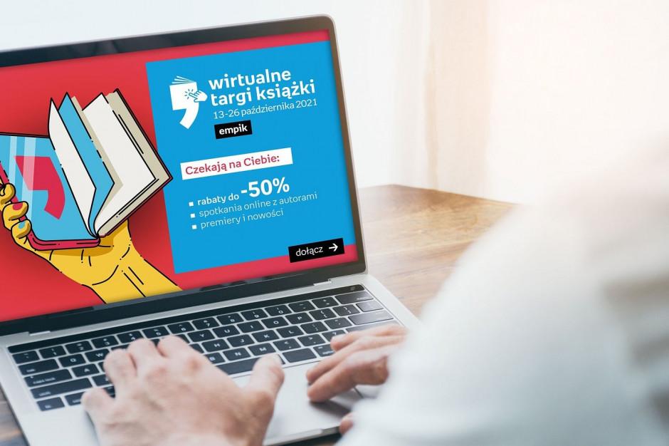 Empik organizuje Wirtualne Targi Książki