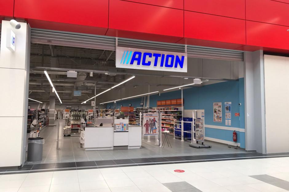 Ruszają sklepy Action w Warszawie i Ciechanowie